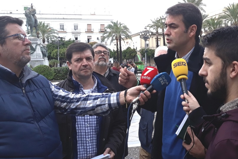 """Photo of Joaquín Bellido (Andalucía Por Sí): """"Estaremos juntos en la lucha por unos servicios públicos de calidad y el empleo digno"""""""