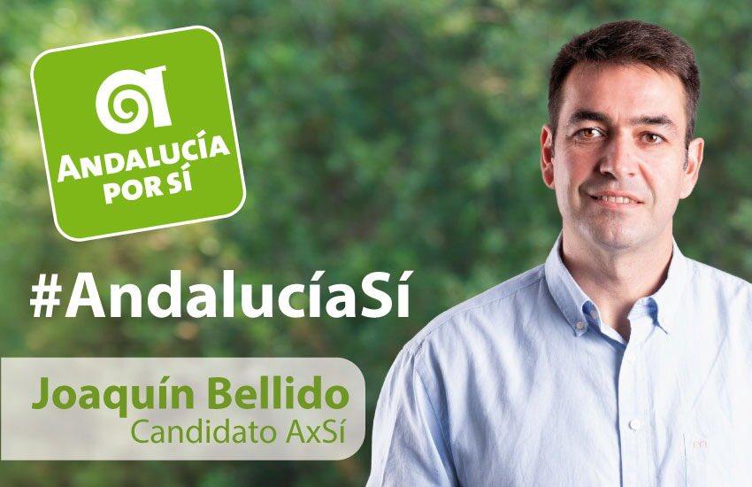"""Photo of Joaquín Bellido: """"Andalucía Por Sí romperá el nuevo bipartidismo para construir una nueva Andalucía"""""""