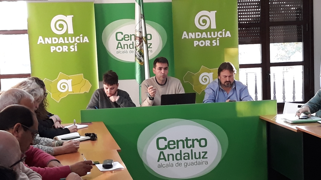 Photo of Andalucía Por Sí defenderá su alternativa andaluza en las elecciones municipales, generales y europeas