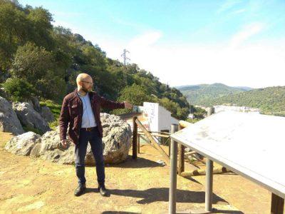 Photo of José Antonio Bautista es entrevistado en Canal Sierra de Cádiz presentando sus propuestas para la Alcaldía de Ubrique